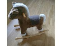 Mamas and Papas 'Buddy' Rocking Horse