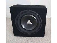 JL Audio 10W1v3-410-inch 300Watt 4Ω sub