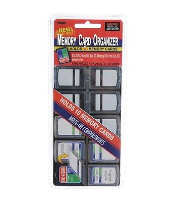 Кейсы для карт 5-pack Pioneer Memory