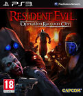 Resident Evil: Operation Raccoon City Video Games