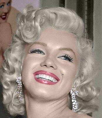 Marilyn Monroe   Monroe Color Photo