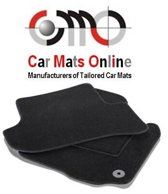 Audi A3 Tailored Car Mats 03 12 with Fixing Clips in All 4 Mats Part No 2234