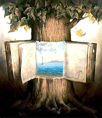Welches Wissen hätte so ein Baum??