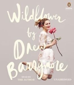 Wildflower by Drew Barrymore Compact Disc Book (English)