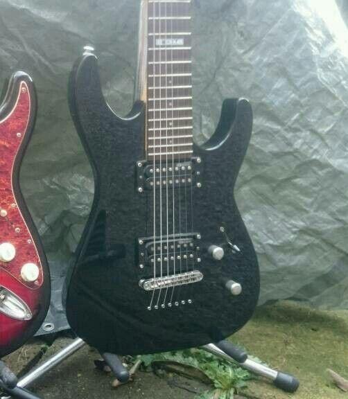 ESP LTD 7 STRING GUITAR
