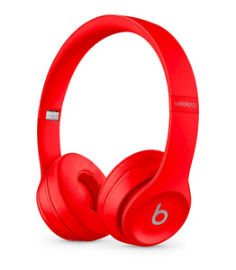 Beats Solo3 Wireless Headphones (SEALED BRAND NEW)- RED