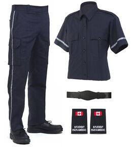 EMS-EMR/EMT Mens Paramedic Uniforms