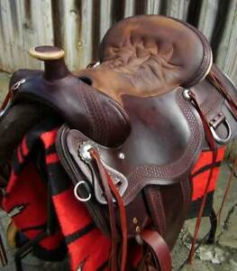 Tucker Roping Saddle in new condition