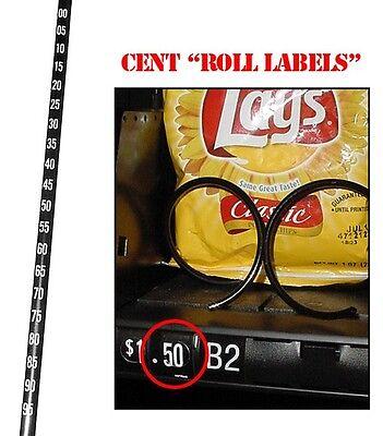 National Vendors Glasco Gpl Vending Machine Cent Price Rolls 147 148 157 158..