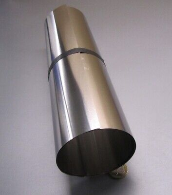 316 Stainless Steel Sheet Soft  .005 Thick X 12.0 Width X 50.0 Length