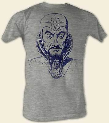 Flash Gordon Movie The Emperor MING Bust Photo Adult T Shirt  - Adult Movies Cheap
