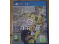 PS4 GAMES INC FIFA 17 AND BATTLEFIELD 1