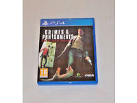 SONY PLAYSTATION PS4 GAME CRIMES & PUNISHMENTS SHERLOCK HOLMES PAL DEAR WATSON.*