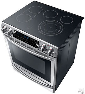 Slide in Stoves Gas & Electric Whirlpool,GE,Frigidare,Samsung,LG