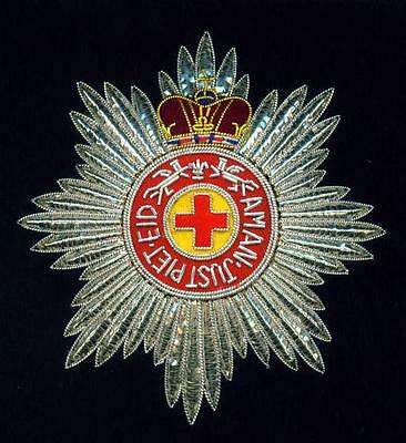 Order of St Anna or Anne Imperial  Russian civil