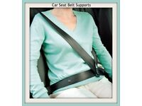 Car Seat Belt Supports