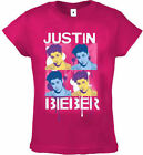 Justin Bieber Tops Tultex for Women