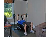 Xf streamline exercise machine
