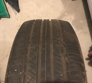 Used Michelin Latitude Tire P235/60R18