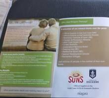 Niagara Thermo pad and Niagara CVT Hand Unit - Massage Wollongong 2500 Wollongong Area Preview