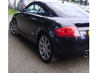 (((( AUDI TT 1.8 225 BHP QUATTRO ))))* LEATHER INTERIOR* NEW TIMING BELT KITS*MOT- MARCH 2017