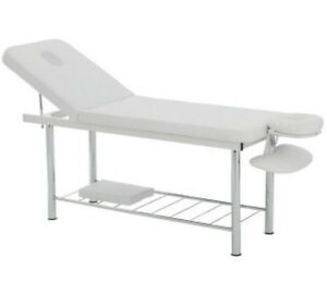 Salon First massage table, beauty therapist, treatment, waxing facial. Hadfield Moreland Area Preview