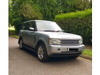 Range Rover Vogue for sale. 3.6 V8 TD. Well maintained.