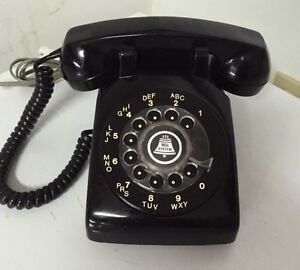 Rotary Telephones NE 500 type