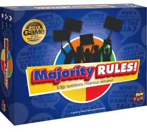 Board Game Majority Rules