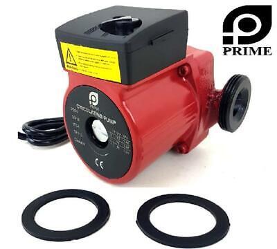 New Top Quality Central Heating Hot Water Circulation Circulating Pump Free P&P