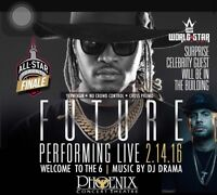 All star weekend Future live in concert