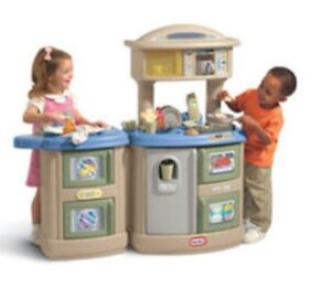 Little Tikes Cook & Clean