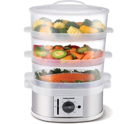 Morphy Richards Slimming World Health Family food steamer