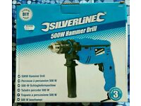 500w Power Drill - used once