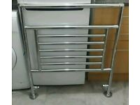 MYSON TOWEL WARMER/RADIATOR IMMACULATE CONDITION like new.