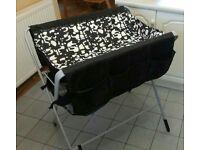 Ikea folding baby baby change