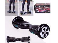 GENUINE Brand New SMART Balance Wheel Hoverboard Segway + Remote + Carry Bag