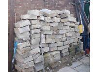 Free hardcore, bricks, breeze blocks, rubble