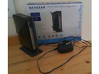 Netgear DGN2200 N300 wireless ADSL2+ router