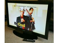 "SAMSUNG 50"" TV FULL HD BUILT IN FREEVIEW EXCELLENT CONDITION WITH REMOTE CONTROL HDMI FULLY WORKING"