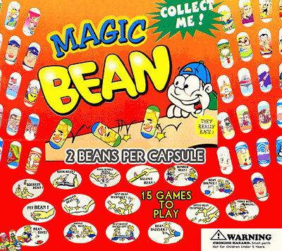 250 Pcs Vending Machine 0.500.75 Capsule Toys - Magic Bean