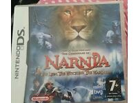 Lion witch and the wardrobe ds game