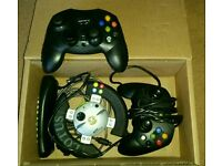 Xbox Controllers and assessories