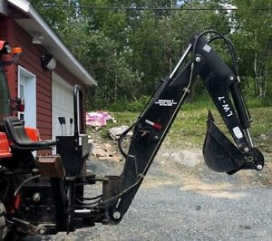 BackHoe sur 3 points