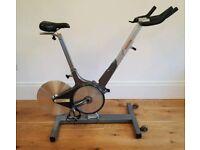 Keiser m3 spin bike / exercise bike / gym