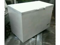 "LARGE CHEST FREEZER "" DANCLE"" 345 LITRES"