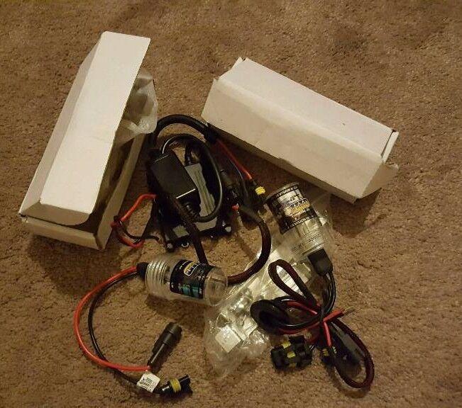 HID Xenon H1 ballasts and bulbs BN