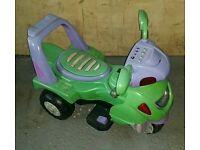 Free children motorbike