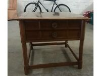 Wooden coffee table, good condition. Collection form BH21 4DB