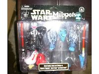 Disney Star Wars Muppets. Gonzo Vader figure. New & Sealed.